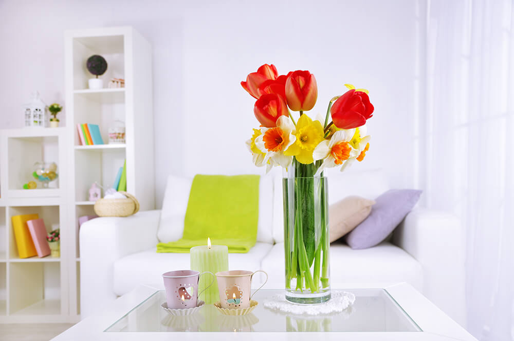 Jar v interiéri