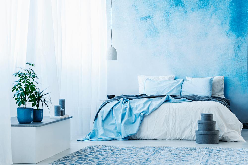 Spálňa podľa farieb