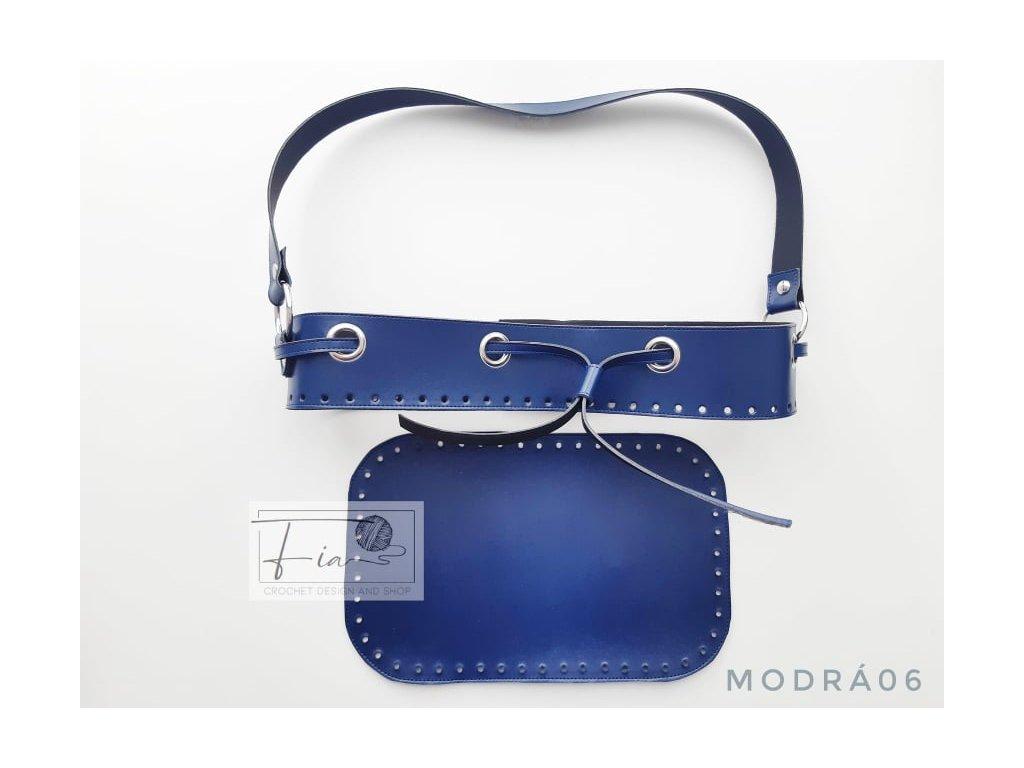 FUN06 Modrá