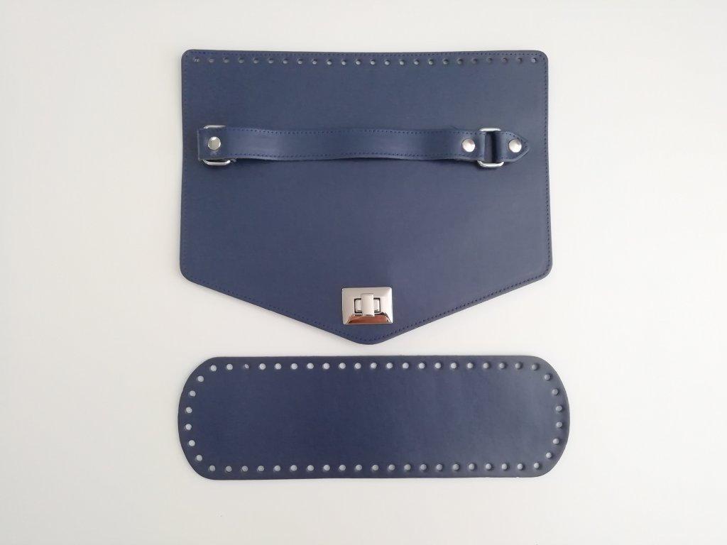 Set na kabelku BIANKA02 Modra
