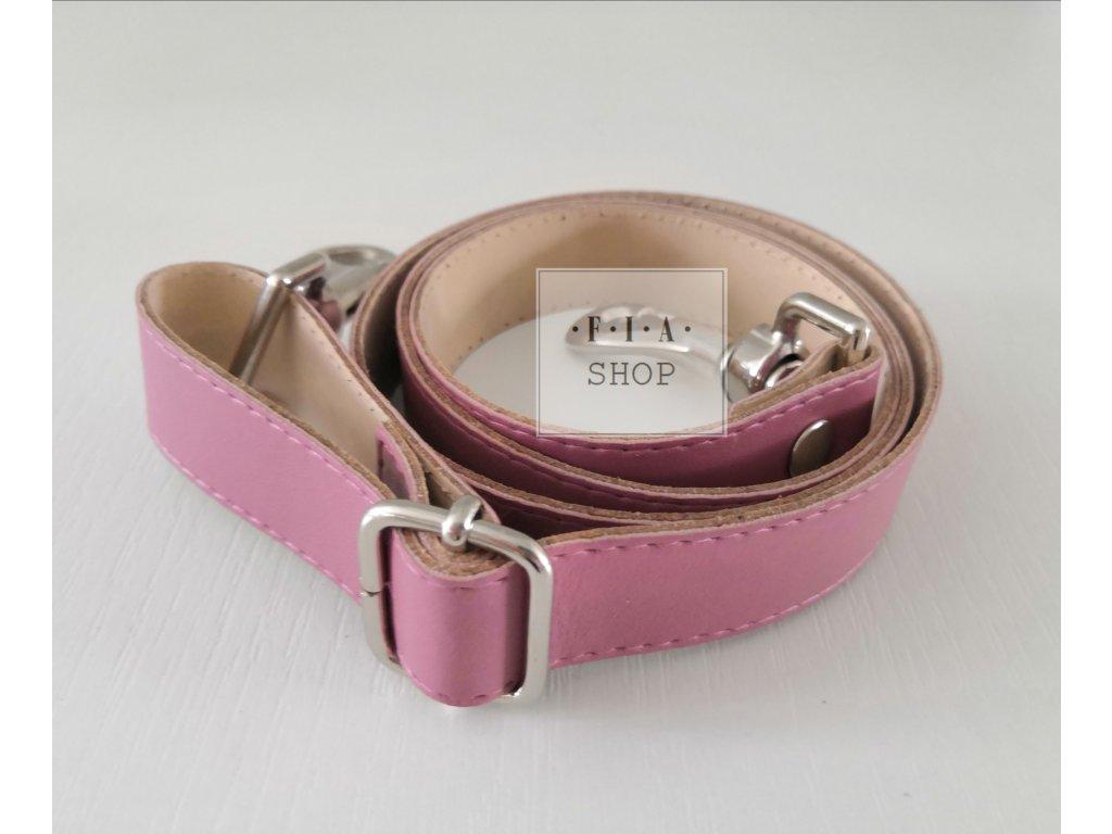 Popruh EMA - Antic Pink