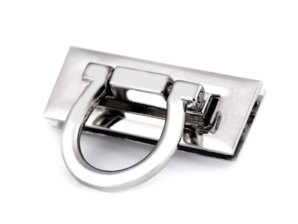 Zapínanie na kabelku 17x45 mm