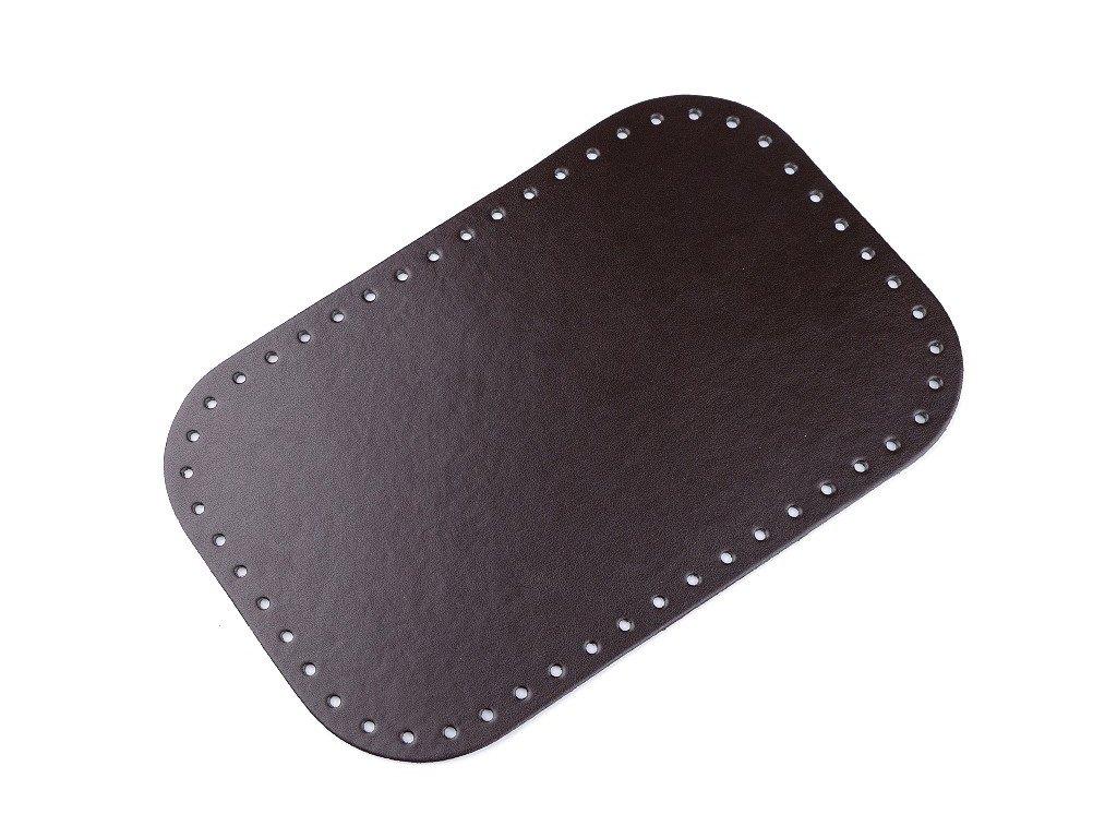 Dno na kabelku - hnedá tmavá