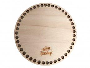 Drevené dno FIA - Kruh 15cm