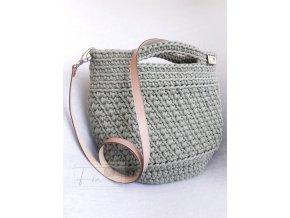 Sofi háčkovaná taška