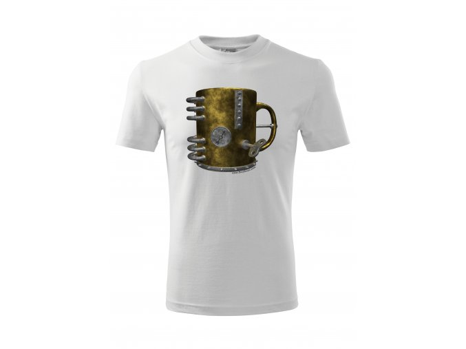 Steampunk Mug (hrnek)