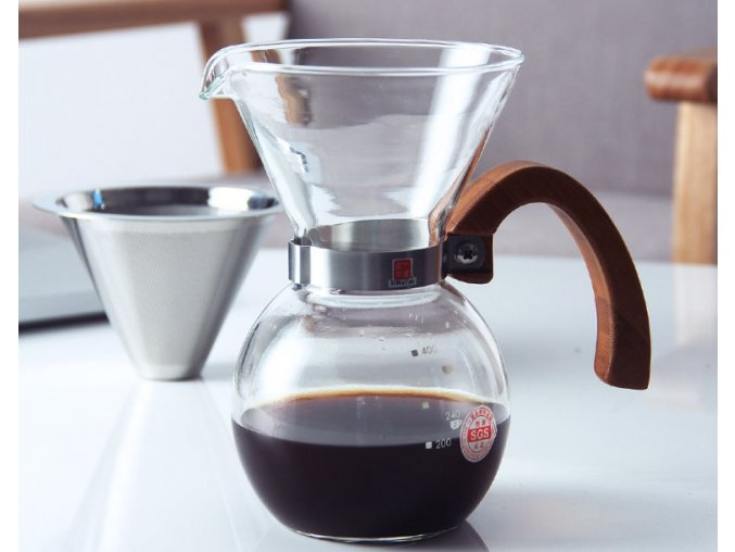 Drip Coffee Maker 400ml