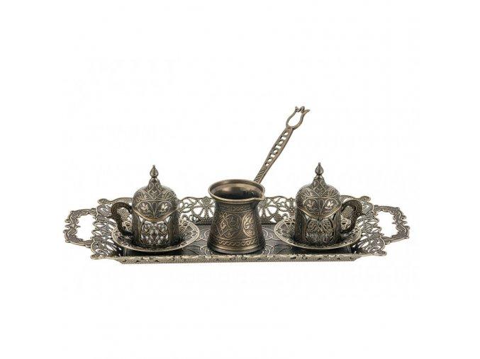 kavova souprava sultana double classique