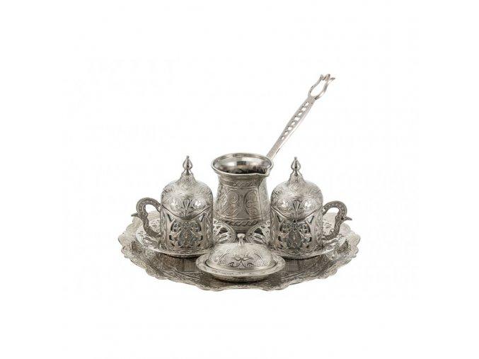 kavova souprava sultana cercle double