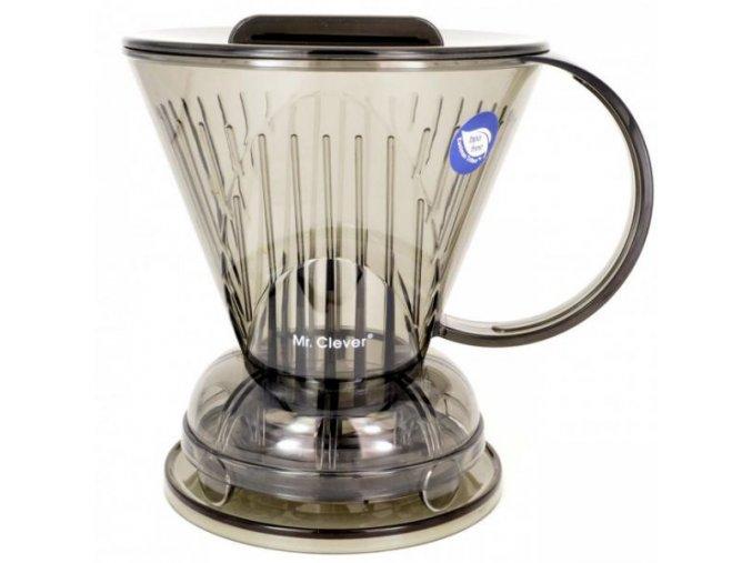 Clever coffee dripper matný