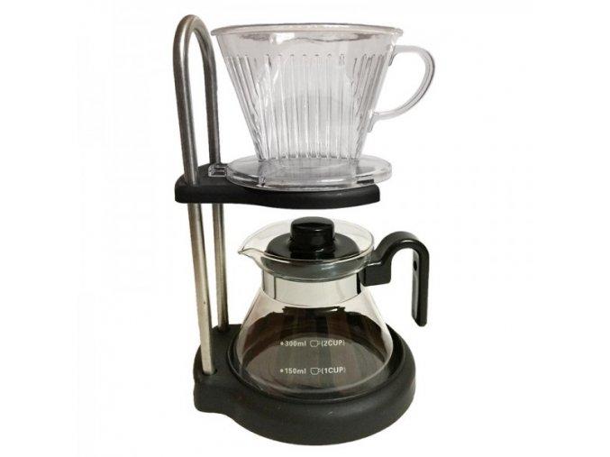kaffia pour over konvice dripper
