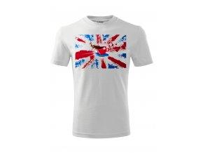 Coffee Cup & British Flag (kávový šálek a britská vlajka)