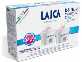 LAICA G2M BI-FLUX CARTRIDGE MAGNESIUMACTIVE 2KS