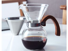 Drip Coffee Maker 400ml