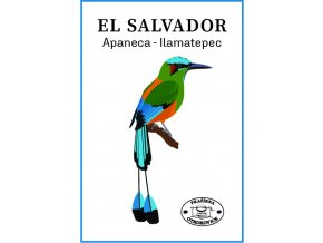 El Salvador Apaneca-Ilamatepec