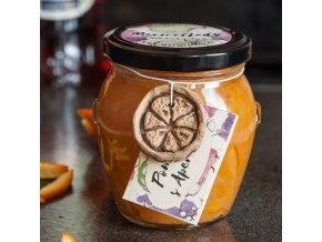 Výběrový džem: Pomeranč s Aperolem