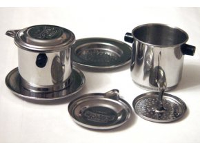 stainless steel filter set