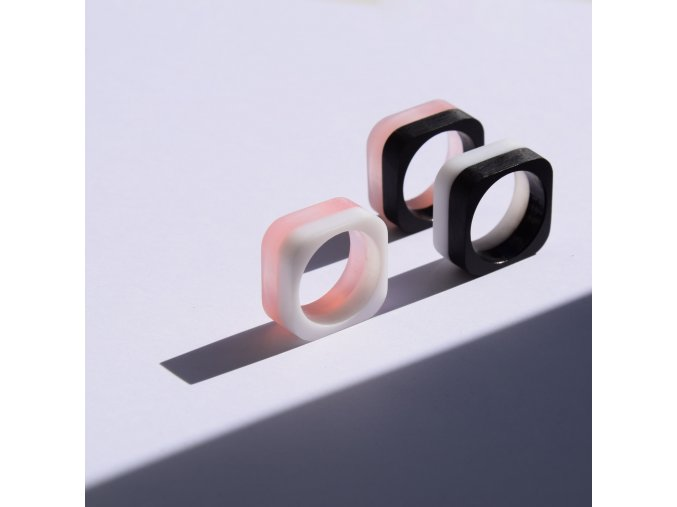 Minimal / prsteny