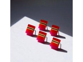 Orient / náušnice mini