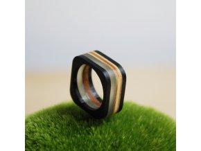 Black Frame / prsten