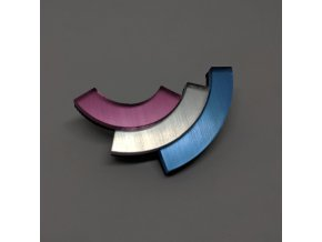 Rainbow - Pearl / brož