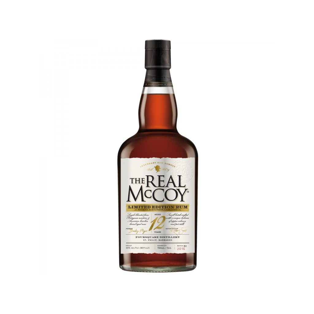 The Real McCoy Limited Edition 12yo 0,7 l