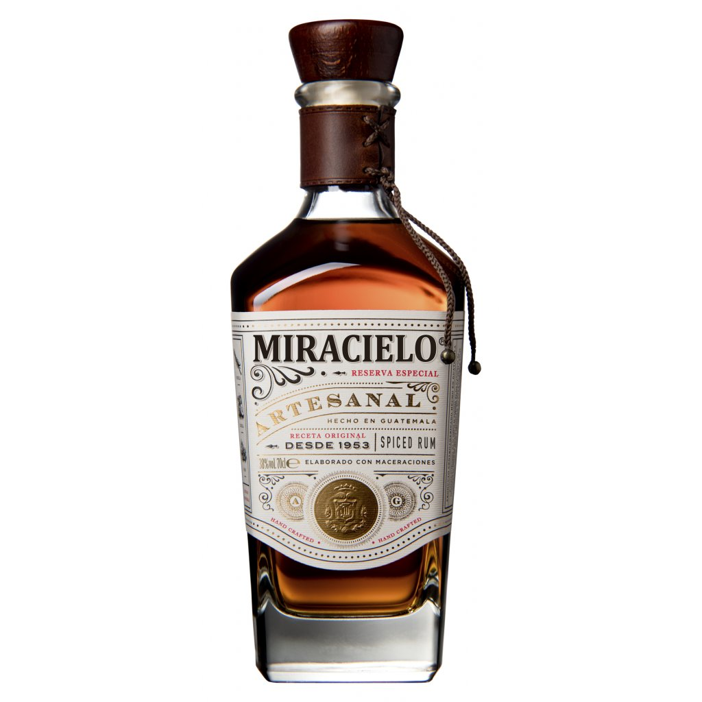 Miracielo Spiced Rum 0,7 l