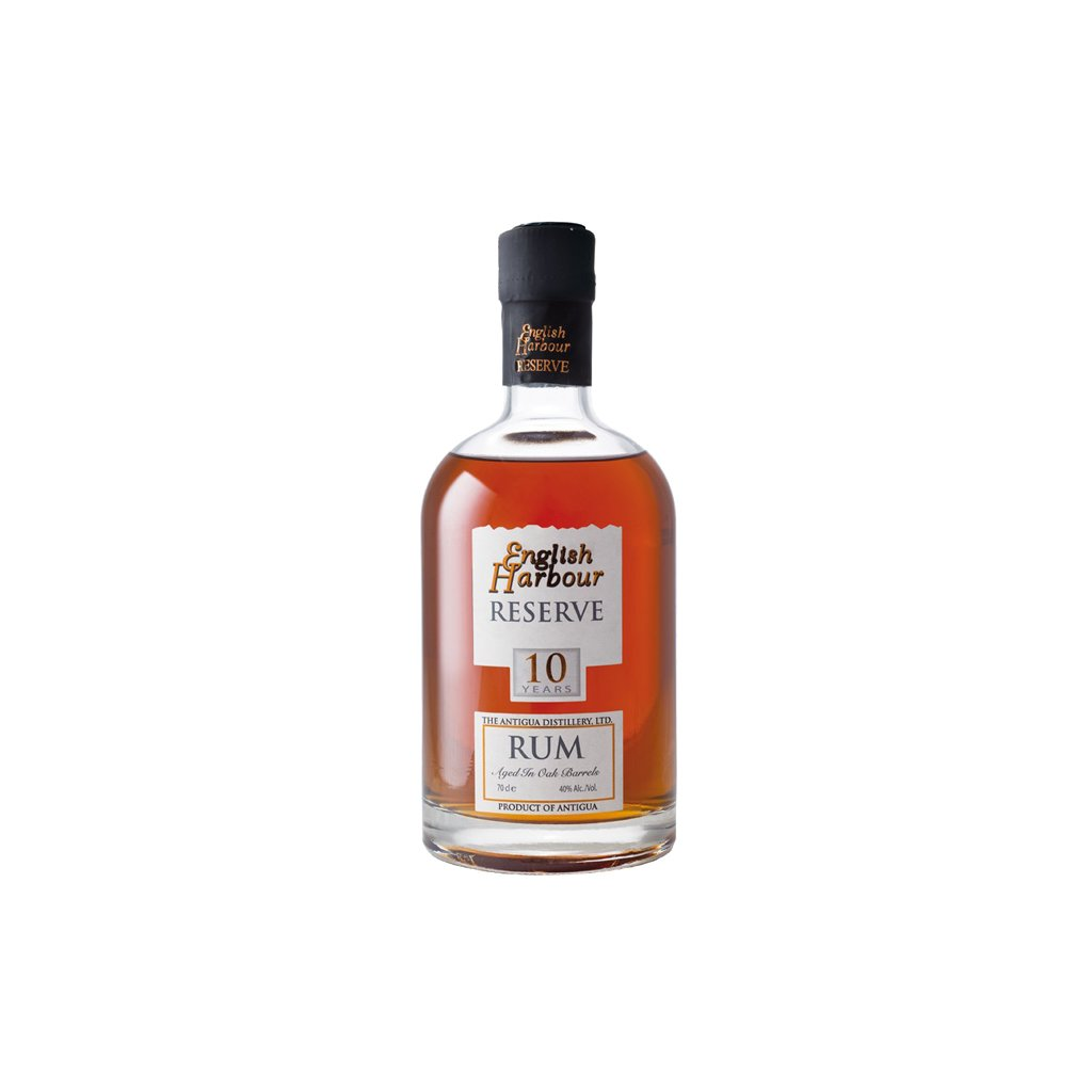 English Harbour 10 Y.O. Reserve 0,7 l