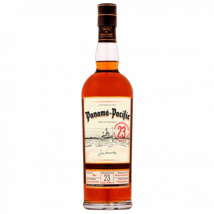 Panama Pacific Rum Aged 23 Years, 42,3% 0,7l