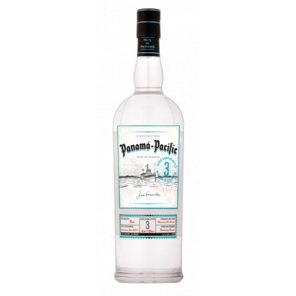 Panama Pacific Rum Aged 3 Years 40% 1l