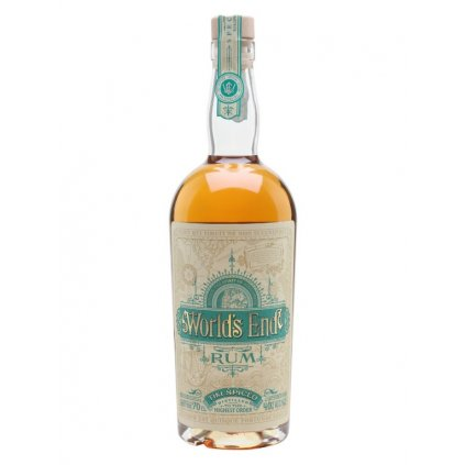 World´s End Rum Tiki Spiced 0,7 l