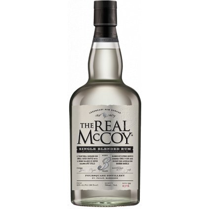 The Real McCoy 3yo 0,7 l