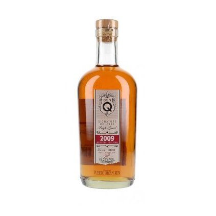 Don Q Single Barrel 2009 49,25% 0,7l