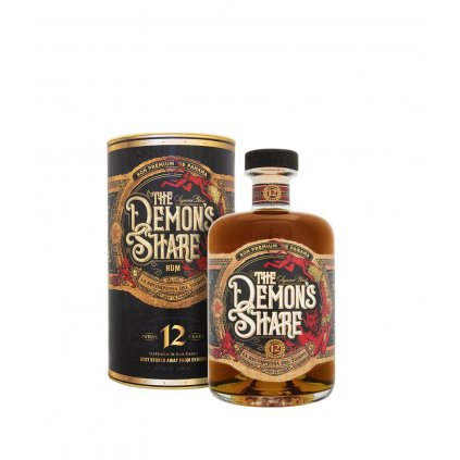 Demon's Share 12 Y.O. 41,0% 0,7 l