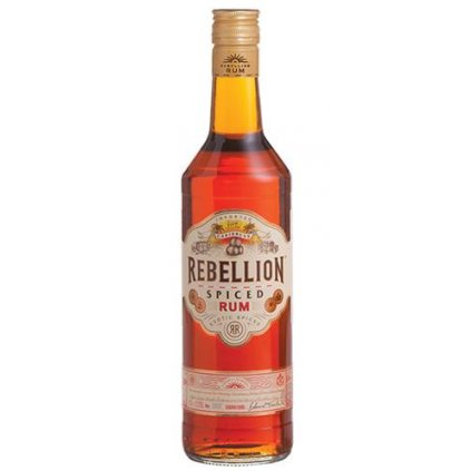 Rebellion Spiced Rum 38%  0,7 l