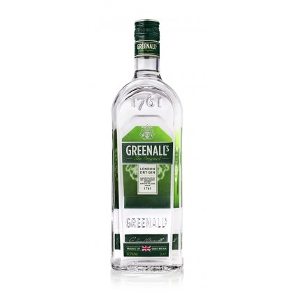 Greenall´s Original London Dry Gin, 1 l  1,0 l