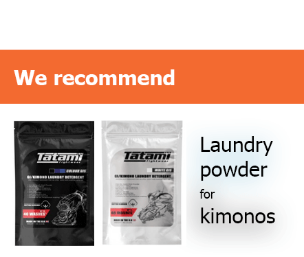 Laundry Powder for kimonos