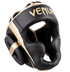 Head guards for MMA
