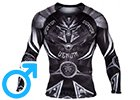 Men's Rashguards - Long Sleeves - for Boxing