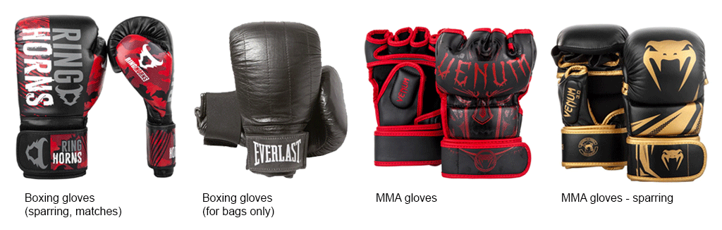 types_of_gloves