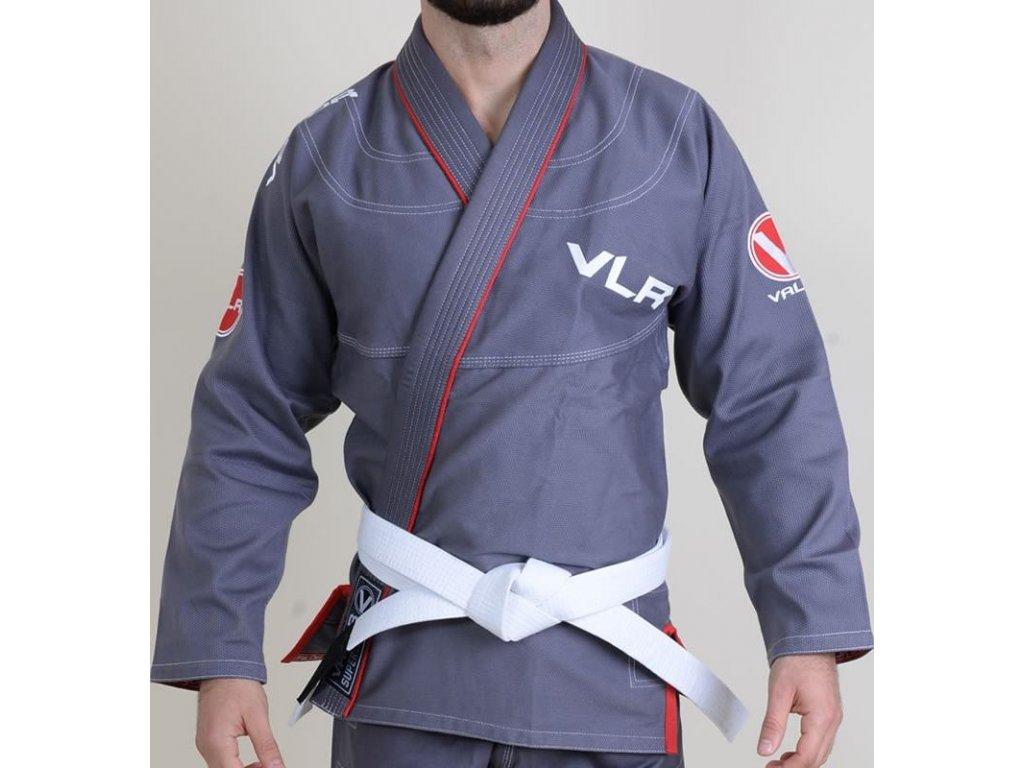 BJJ gi kimono Valor VLR Superlight GREY + gi bag