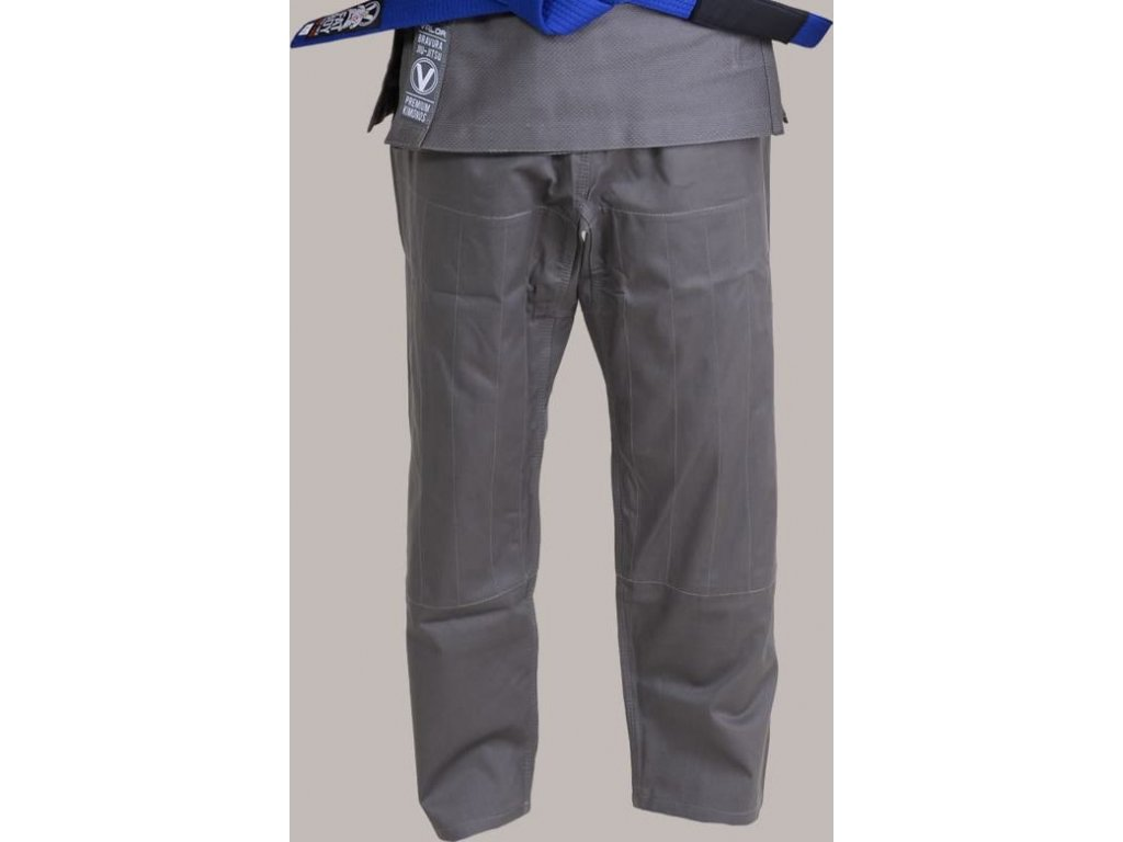 BJJ pants Valor Bravura GREY