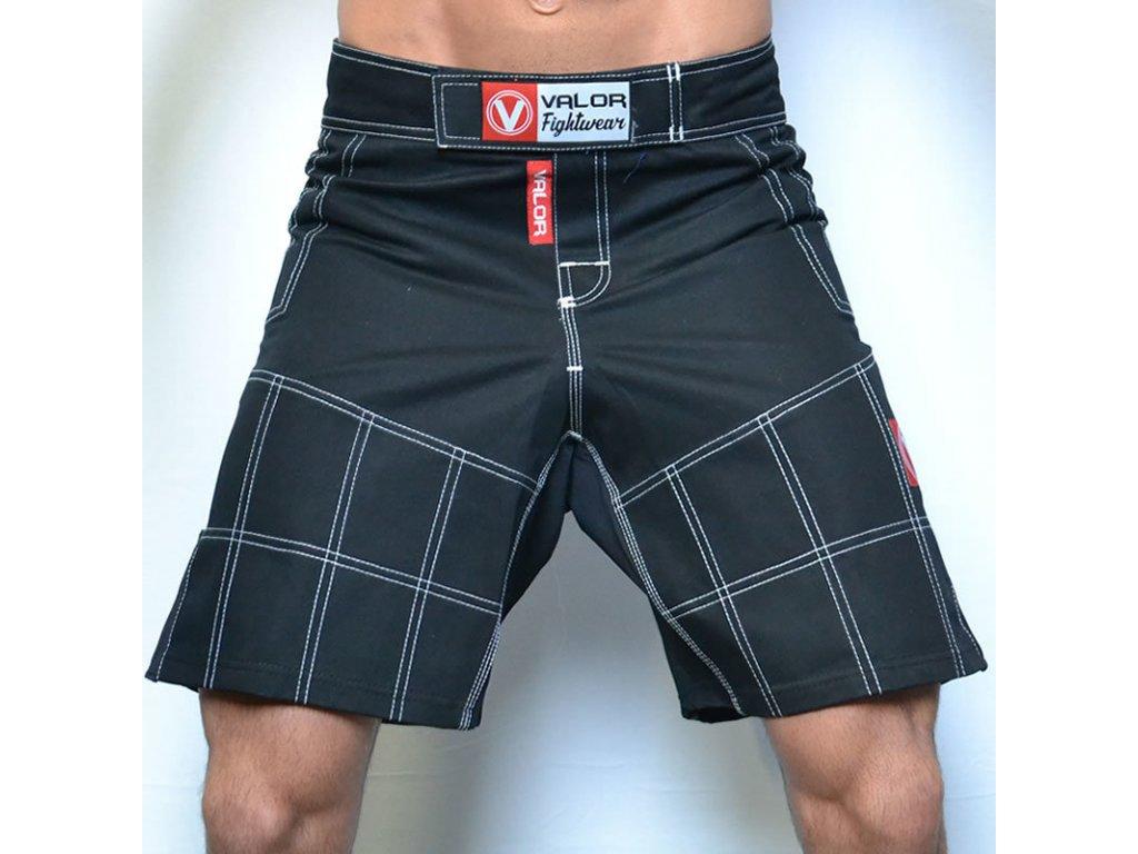 Shorts Valor Hybrid Gi BLACK