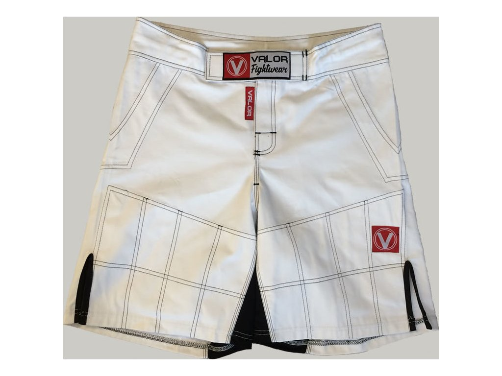 Shorts Valor Hybrid Gi WHITE