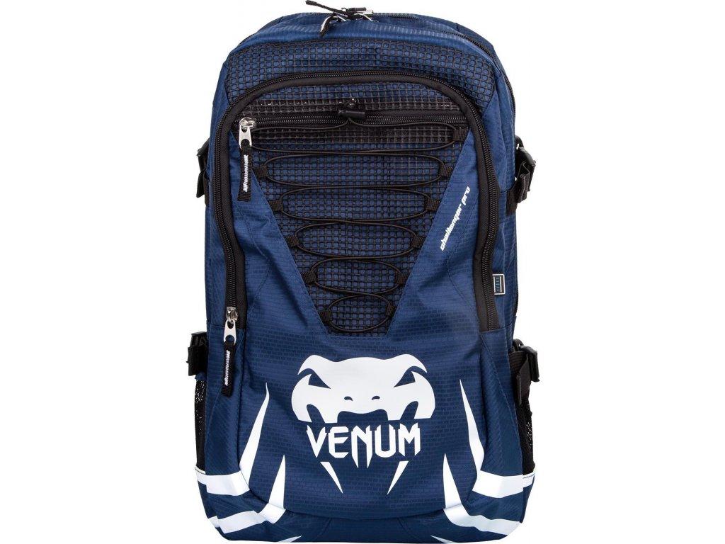 Backpack Venum Challenger Pro - NAVY BLUE/WHITE