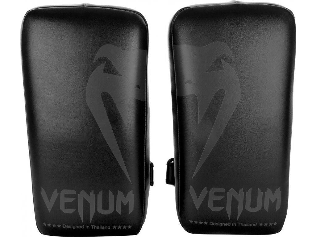 Kick Pads Venum Giant - Black/Black