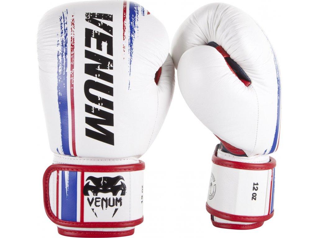 Boxing Gloves Venum Bangkok Spirit - White