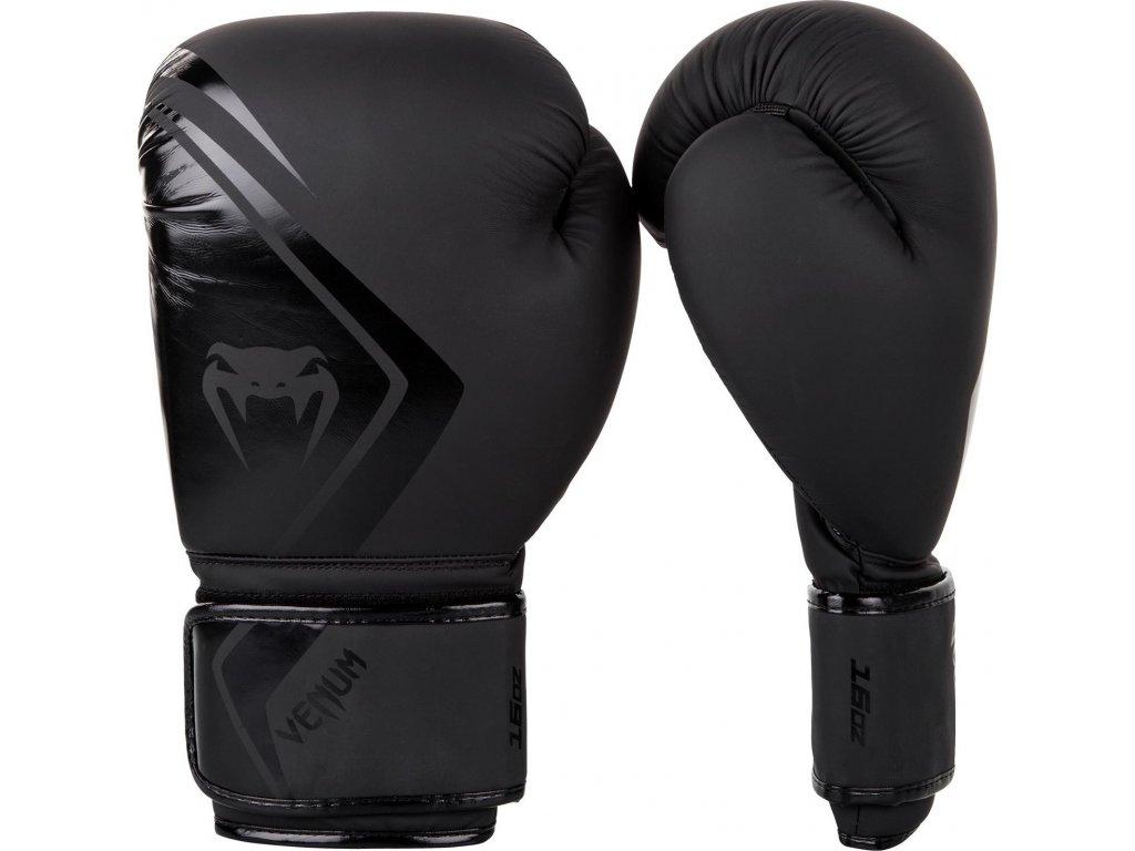 Boxing Gloves Venum Contender 2.0 Black/Black