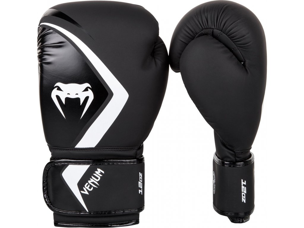Boxing Gloves Venum Contender 2.0 Black/Grey/White
