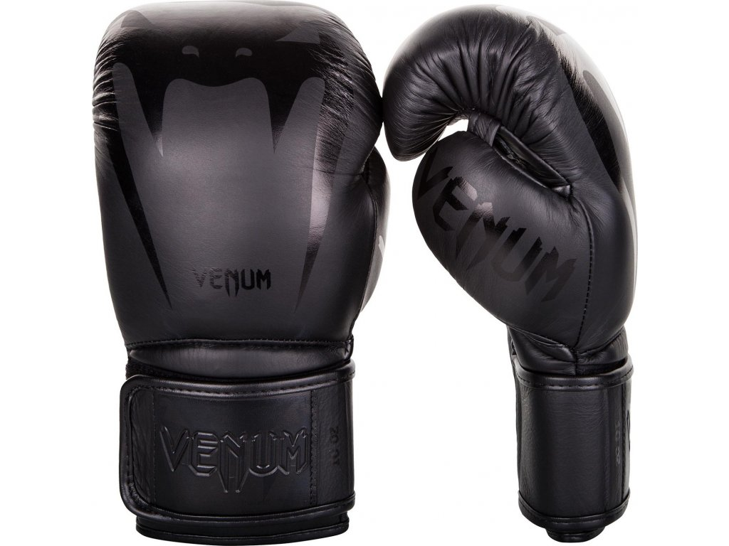 Boxing Gloves Venum Giant 3.0 - Black/Black